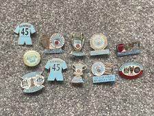 More details for manchester city badges x 11 - balotelli - cup final - premier league - samaras