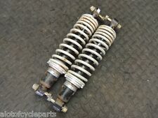 05 BOMBARDIER CAN AM RALLY 175 FRONT SHOCKS SPRING SUSPENSION SET SHOCK A