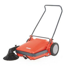 HAKO Sweepmaster M600 Push Floor Sweeper for both Indoor and Outdoor Cleaning