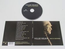 WILLIE NELSON / BAND OF BROTHERS (Legacy 88843019212) Cd Álbum Digipak