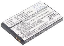 3.7V battery for ZTE Racer X850, F100, C500, C370, F156, S193, U85, C580, T108,
