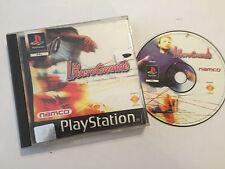 1x PAL Boxed PS1 PLAYSTATION 1 PSone NAMCO SOCCER FOOTBALL GIOCO LIBEROGRANDE