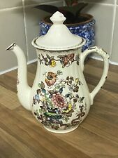 Mason's Teapot Patent Ironstone China 19cm High
