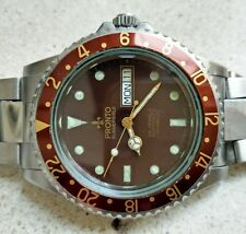 Vintage rare diver PRONTO SUBMERSIBLE automatic men's watch