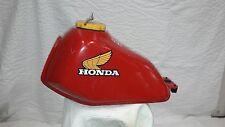 Honda XL500S XR500R XL500R XL XR 500 gastank fuel petrol tank
