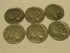 40 DIFFERENT BUFFALO NICKELS SOME BETTER DATES, MOSTLY VG TO FINE