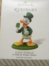 Hallmark 2014 - A Year Of Disney Magic - Lucky Donald - NEW