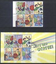 Gestempelte Briefmarken aus Australien, Ozeanien & der Antarktis als Satz