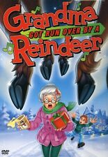 Grandma Got Run Over By a Reindeer DVD CLR/CC/Clam