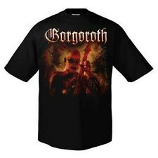 Gorgoroth-teloch colors-T-SHIRT-TAGLIA/SIZE S-NUOVO