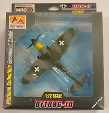 MRC Easy Model 1/72 BF109G-10 Built Up Model Hungarian WWII New 37204