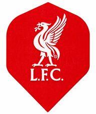 Liverpool Football Club Dart Flights - 3 Sets (9 flights in total)