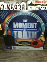 The Moment of Truth Game Adult Party Game New Factory Sealed