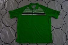 🔥Under Amour Men The Broadmoor Golf Club Polo Stripe Shirt Green XLarge XL🔥B2