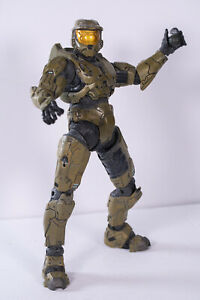 Halo 3 Master Chief Spartan-117 (McFarlane Giant 12-INCH Figure) XBOX