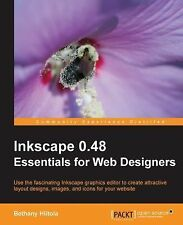 Inkscape 0. 48 Essentials for Web Designers : Use the fascinating Inkscape...
