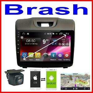 For ISUZU DMAX 2012-20 GPS ANDROID AUTO WIRELESS APPLE CARPLAY 4X4 MAPS TPMS DAB
