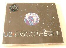 U2 - Discotheque    4 TRACK REMIX CD