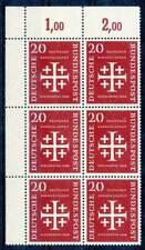 280867) Bund ER 6erBlock Nr.236** dt. ev. Kirchentag