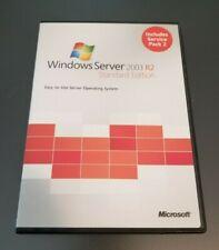 Microsoft Windows Server 2003 R2 Standard Edition Retail
