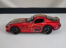 Universal Hobbies Dodge Viper Red Racing Diecast Car 1:43    -  56228