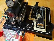 Wilesco D20 VEDES  Dampfmaschine  -Sondermodell-