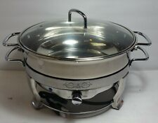 Bella Cucina Chafing Dish Stainless Steel