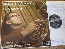 SXL 6295 Strauss Horn Concertos / Tuckwell / Kertsz / LSO W/B