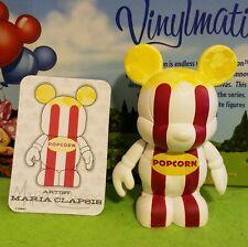 "DISNEY Vinylmation 3"" Park Set 5 Urban Popcorn with Card"