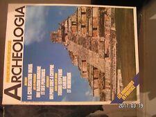 ** Achéologia n°215 Port antique d'Amathonte / Civilisation Maya