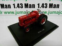 TR36W Tracteur 1/43 universal Hobbies IH W6 1947