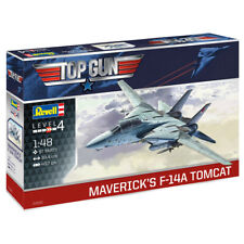 Revell 03865 Top Gun Maverick's F-14A Tomcat Jet Model Kit - Scale 1:48