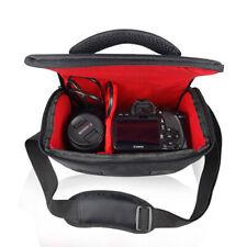 DSLR/SLR Camera Bag Case for Canon EOS Cover Shoulder Waterproof 1100D 1200D