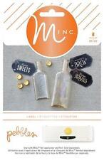 Heidi Swapp - Minc - Pebbles - Boo Label Stickers 8/Pkg 732987