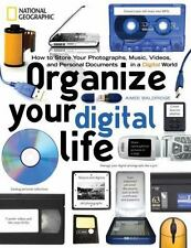 Organize Your Digital Life: How to Store Your Photographs
