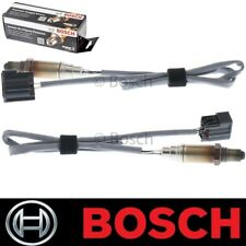 Bosch OE Oxygen Sensor Downstream for 2006-2009 MAZDA 3 L4-2.3L engine