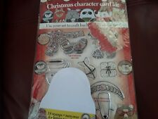 Christmas Card Kit, Stamps, Templates, Toppers.