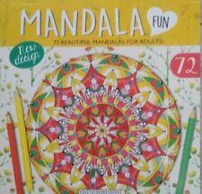 unbespielt** ++MANDALA++Mal-//und Rätselbuch für Kinder und Erwachsene++neu+