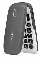 DORO PHONE EASY 611-12  BLACK/WHITE  UNLOCKED GRADE B HANDSET ONLY