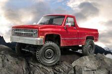 MST CMX c-10 pickup 1/10 4wd Crawler 2,4ghz RTR ROSSO - 531505r