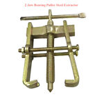 Car Disassemble Gear Bearing Puller 2 Jaws Bearing Extractor Remover Tool Steel