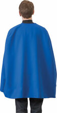 Morris Costumes Men's Superhero Nylon Taffeta Adult 36 Inch Blue Cape . AA233