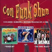 Touch/Con Funk Shun 7/To the Max by Con Funk Shun (CD, Nov-2011, 2 Discs,...