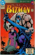 Batman # 498 (knightfall part 15, Catwoman) (Jim Aparo) (Estados Unidos, 1993)