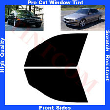 Pre Cut Window Tint BMW 7 Series IL E38 Long 1994-2001 Front Sides Any Shade