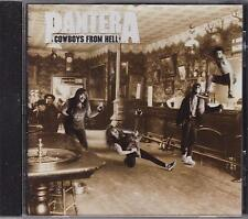 PANTERA  - COWBOYS FROM HELL -  CD - NEW -