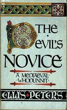 The Devil's Novice by Peters, Ellis