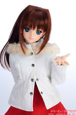 Volks Dollfie Dream DD AOKO AOZAKI winter coat Mahou Tsukai no Yoru fur jacket