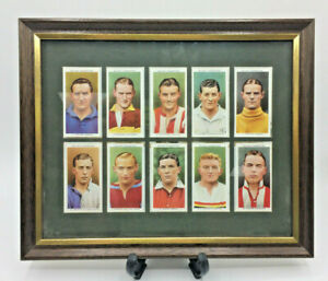 Association Footballers Will's Cigarette Card Picture (MM125Z)