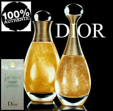 100%AUTHENTIC BNSB RARE DIOR JADORE 24k GOLD SUPREME SHIMMERING PERFUMED DRY OIL